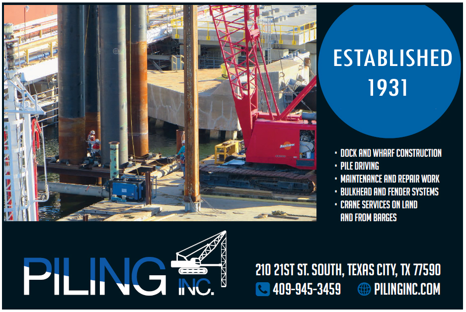 Piling, Inc  specializing in pile driving foundations along